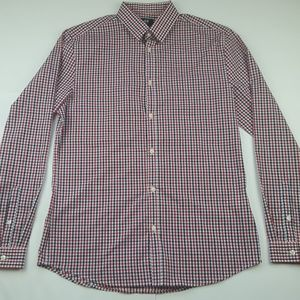 H&M Multi-Colored Casual Long Sleeve Shirt